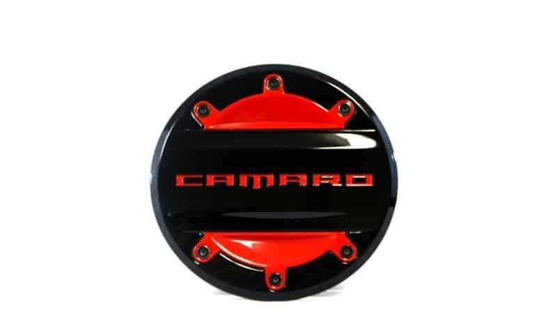 2016-2018 Camaro Fuel Door Custom Painted ...